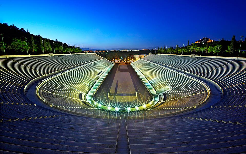 Panathenian stadium